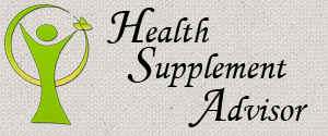 Health supplement logo image